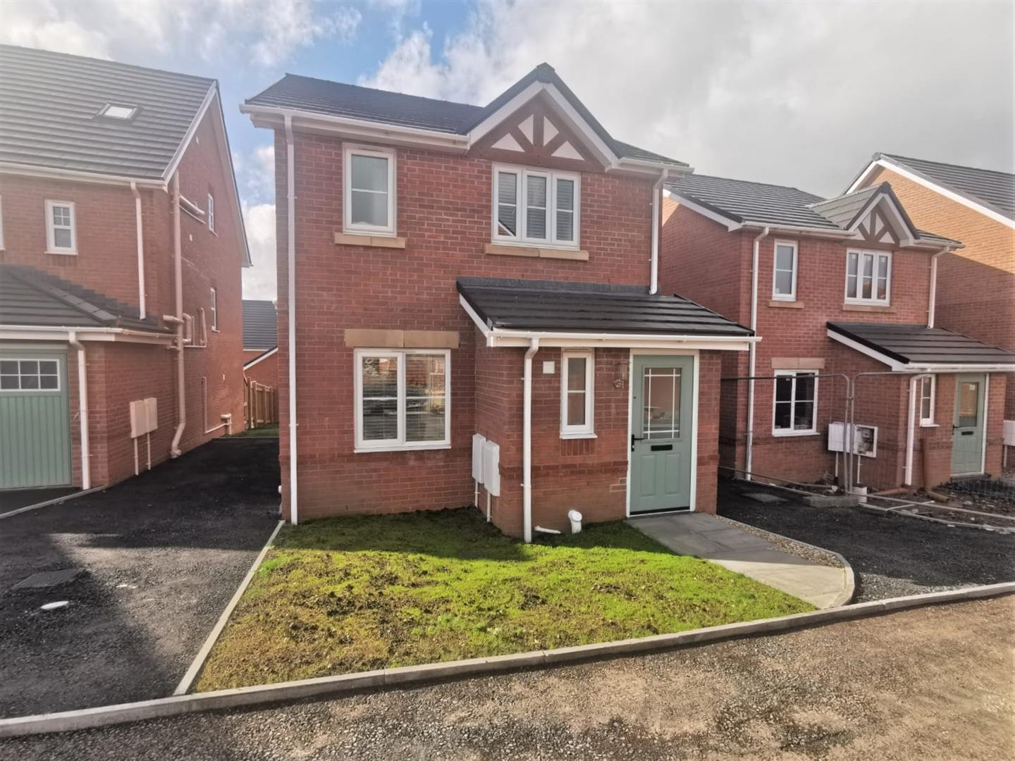 3 Bedrooms, House - Detached, The Bowfell, Aintree Park, Aintree Village, Liverpool